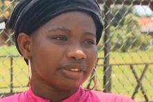 Riyanath Bouraïma Leadi 15 ans plus jeune bachelière de Guyane