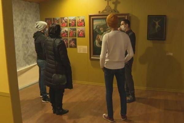 Nuit européenne des musées visite