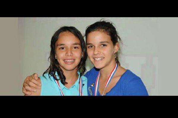 2 collégiennes polynésiennes médaillées au championnat de France de bridge