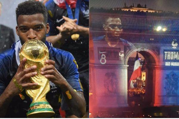Thomas Lemar et la Coupe du monde