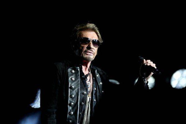 Johnny Hallyday en concert à Tahiti ! 5