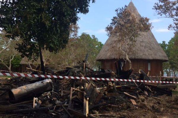 incendie bungalows sheraton deva
