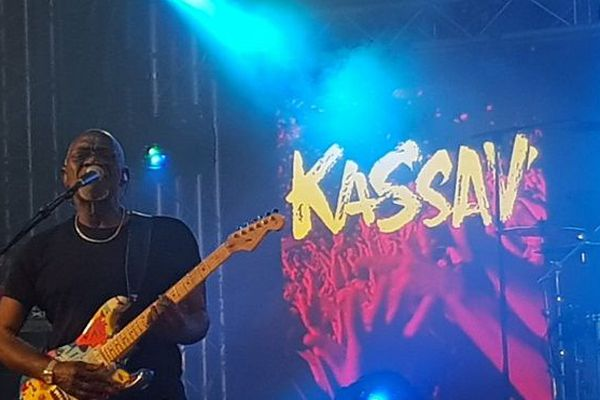 Kassav en Martinique