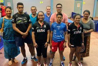 tennis de table : les médaillés