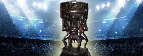 Coupe de Calédonie, le trophée