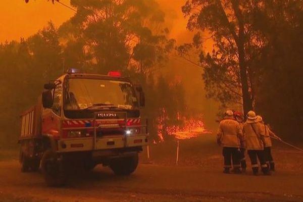 Incendies en Australie inquiétude Réunionnais 221219