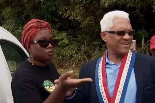 Montsinéry : Trop Violans s'invite à la fête patronale