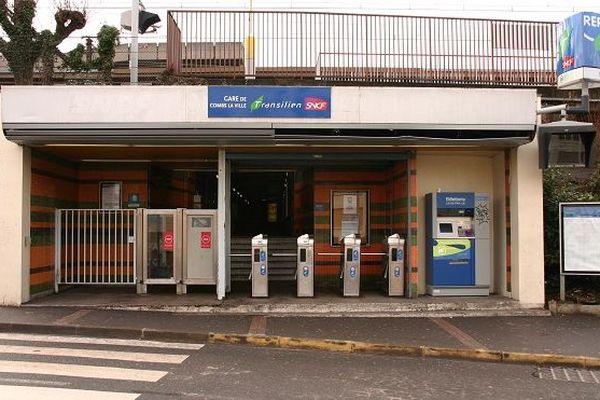 Gare de Combs-la-ville