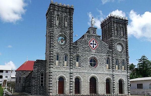 Cathédrale de Mata'Utu