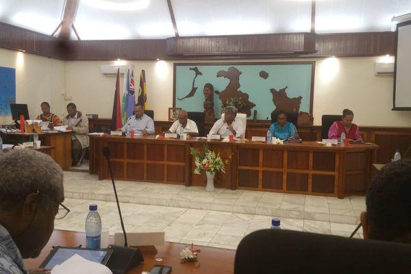 vote commissions provinces des iles