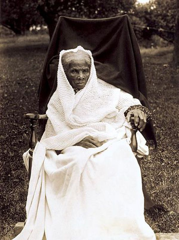 Harriet Tubman à la fin de sa vie
