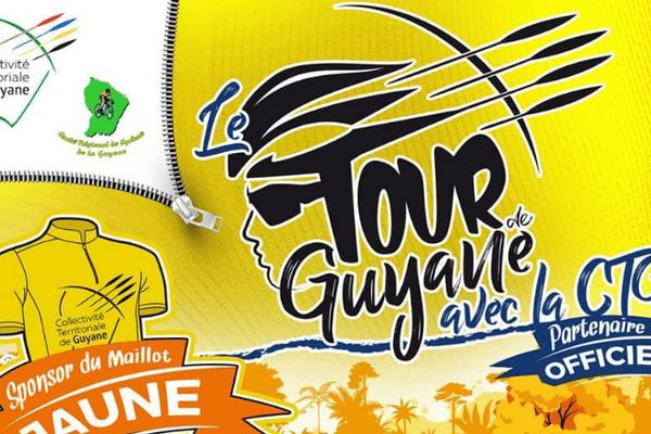 Affiche du Tour de Guyane 2018