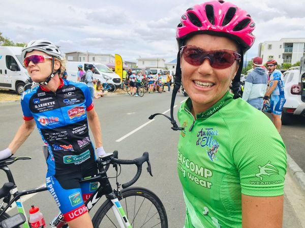 Charlotte Robin vainqueur de l'étape du critérium