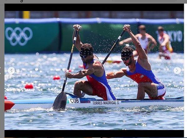 Cuba canoe kayak