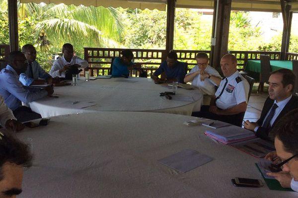réunion pref Mayotte