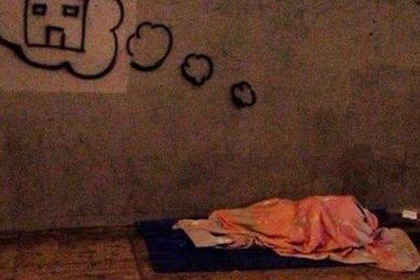 Un artiste peint les rêves des SDF de Los Angeles