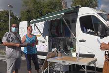 Après le Food Truck, le repassage Truck débarque à La Réunion.
