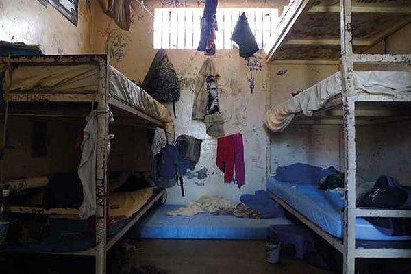 cellule Camp-Est de Nouméa