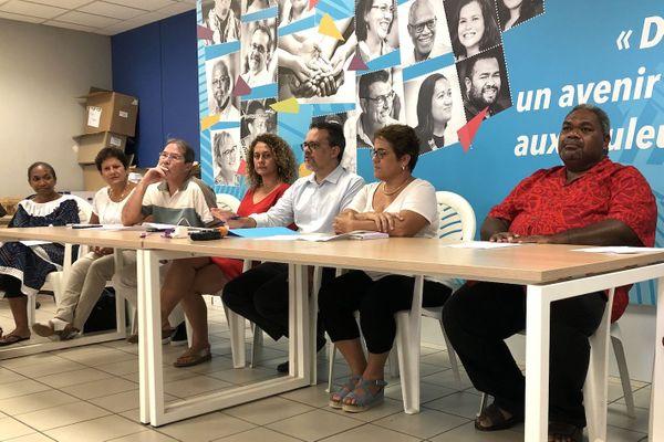 Municipales 2020 : point de soutien à des listes par Calédonie ensemble (
