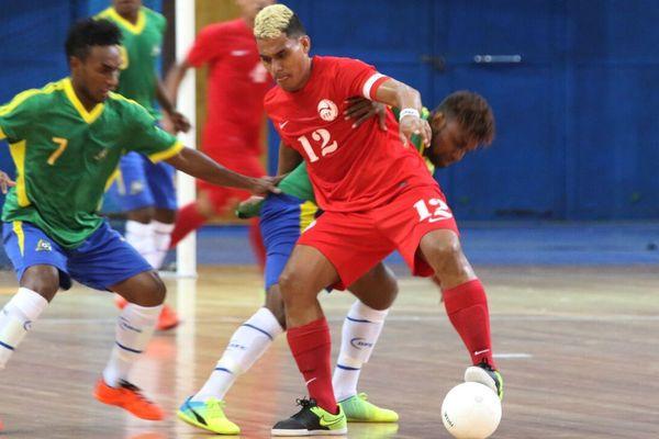 Championnat de futsal OFC : Tahiti s'incline face aux Salomon
