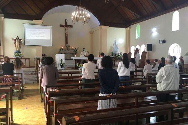Messe Petite-Ile