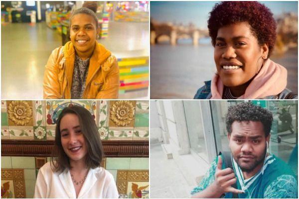Jeunes calédoniens confinés dans l'Hexagone