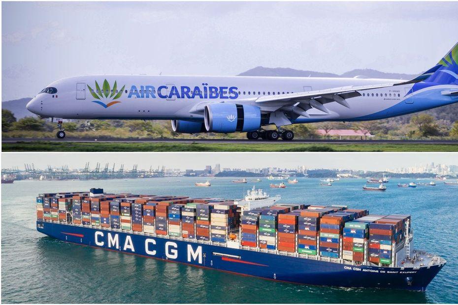 Le Groupe Dubreuil, maison-mère d'Air Caraïbe, privé finalement de la participation financière de la compagnie - Outre-mer la 1ère