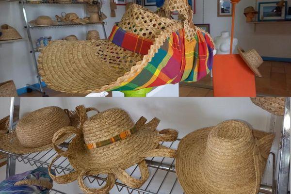 Expo / chapeaux bakoua