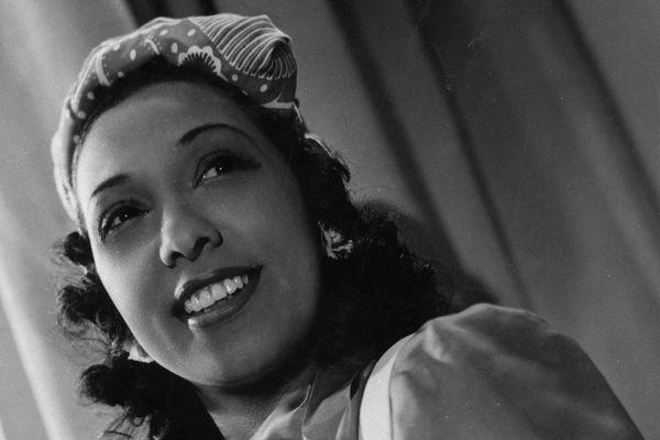 Joséphine Baker en 1945