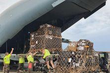 Déploiement d'une équipe de soignants militaires et du matériel de réanimation du ministère des Armées
