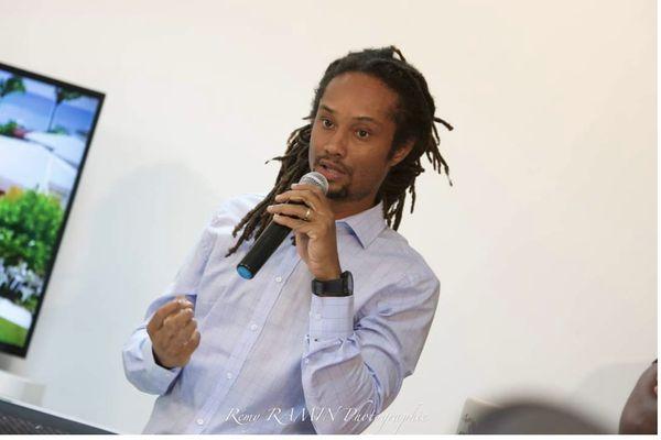 Yann Céranton -  Président de l'association Alé Vini
