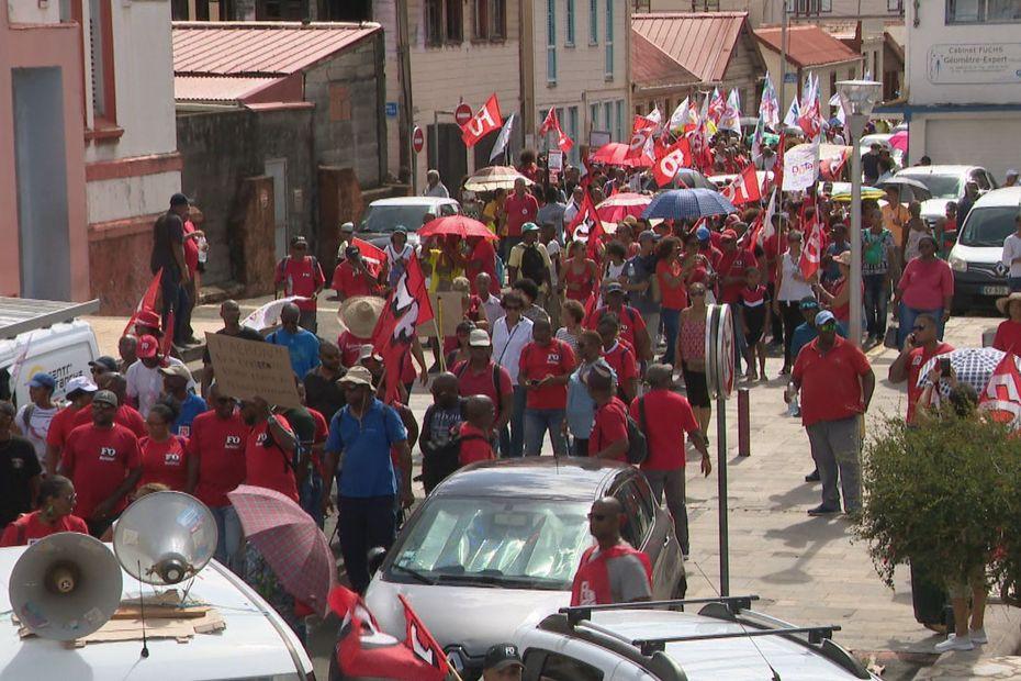 Rémunération des grévistes : que prévoit la loi ? - Martinique la 1ère