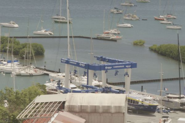 Marina du Marin