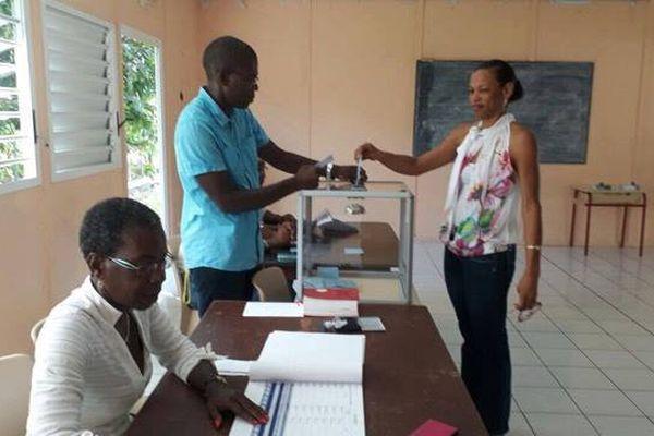 Taux de participation au 2ème tour législatives