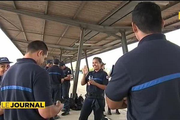 Prison de Papeari : les futurs surveillants achèvent leur formation