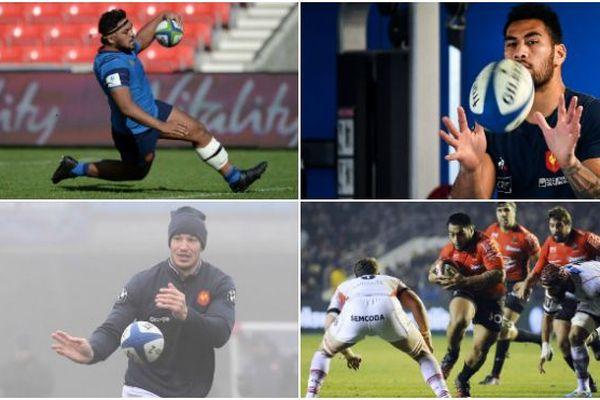 Rugby 4 ultramarins Coupe du monde
