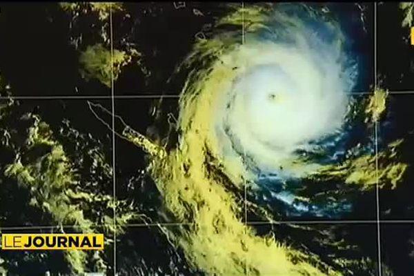 Nouvelle Calédonie : Une alerte cyclonique de niveau 1 a été temporairement déclenchée