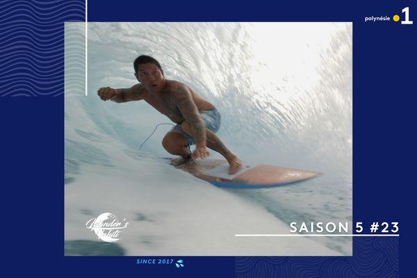 Islander's Tahiti S5 #23 : surf à Rangiroa