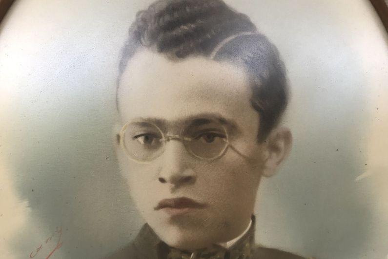 Le 11 novembre 1918 du jeune conscrit guyanais Gaston Saint-Julien