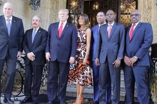 Donald Trump et la Caraïbe