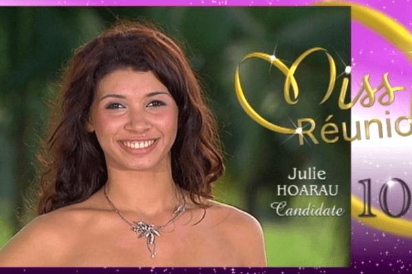 10. Julie HOARAU, 19 ans, 1,76m - Saint-Denis