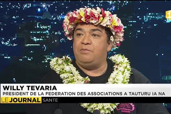 Willy Tevaria réelu à la tête d'A Tuaturu Ia Na