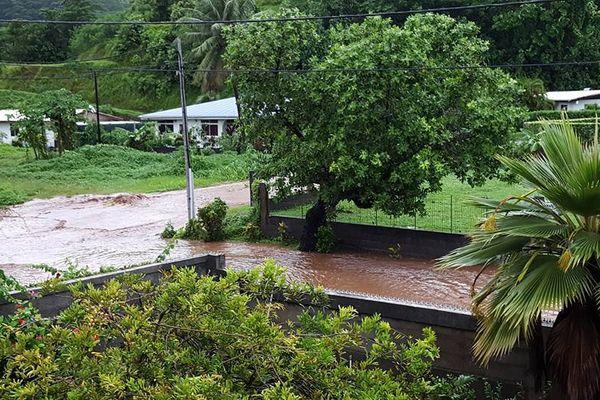 inondations Raiatea