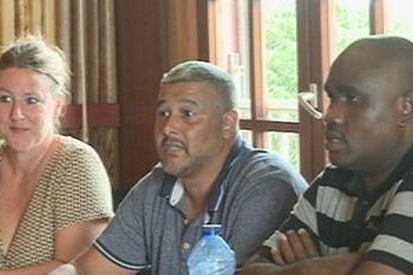 Badrou Ali, chargé de communication UNSA Police