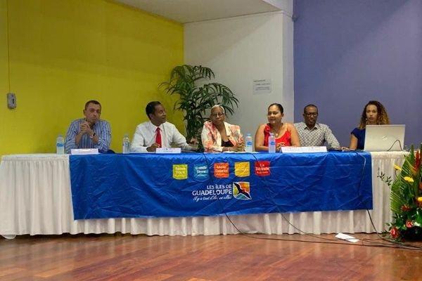 acteurs du tourisme guadeloupe Martinique