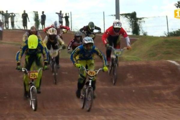 Bicross, les nouveaux champions