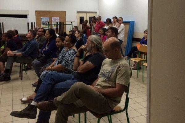 Réunion DDEC/parents d'élèves