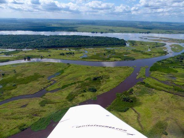Spirit of Nouméa en Afrique : fleuve Congo (2017)