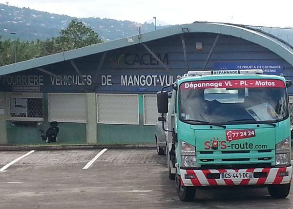Fourrière Mangot Vulcin