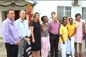 La première dame de France à la rencontre d'enfants polyhandicapés
